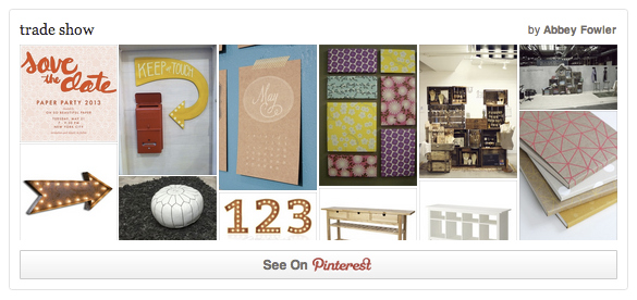 Trade Show board on Pinterest