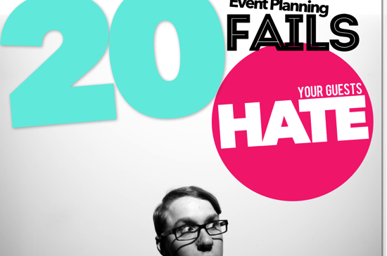 Never #Fail Your Attendees Again