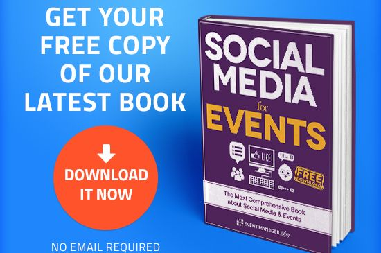 Social Media for Events. A Free Ebook for #eventprofs