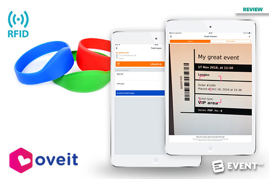 Oveit: Smart Ticketing for Better Event Experiences [Review]