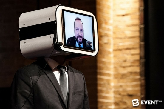 Humans To Replace Telepresence Robots At Events