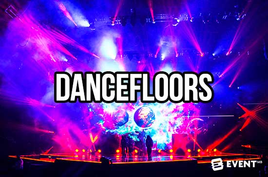 17 Dance Floors To Enhance Your Event