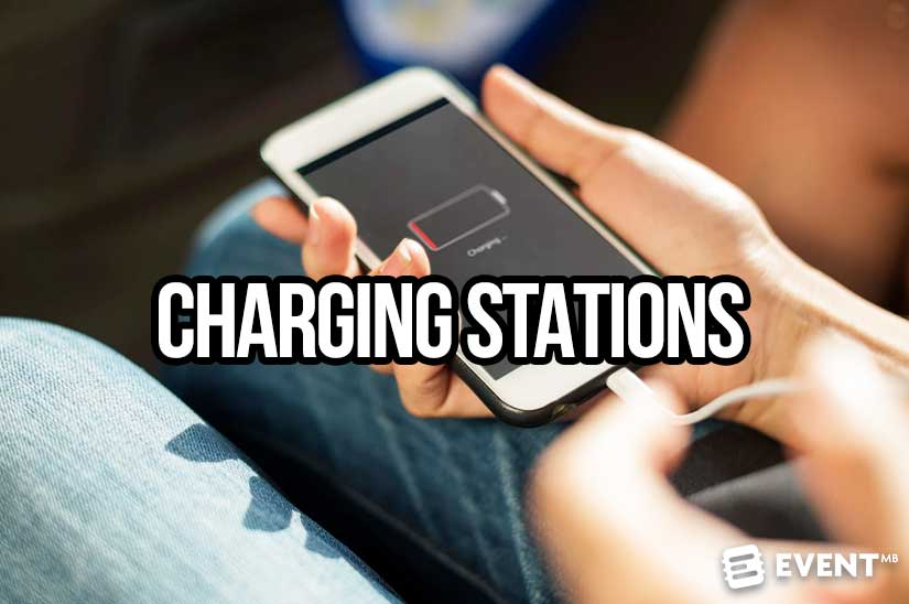 18 Charging Stations To Power Up Your Event