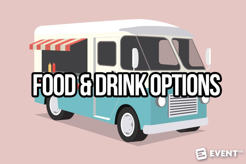 mobile food and drink options