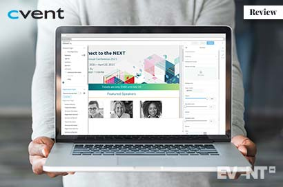 Cvent: An Intuitive Tool for Event Management and Site Design [Review]