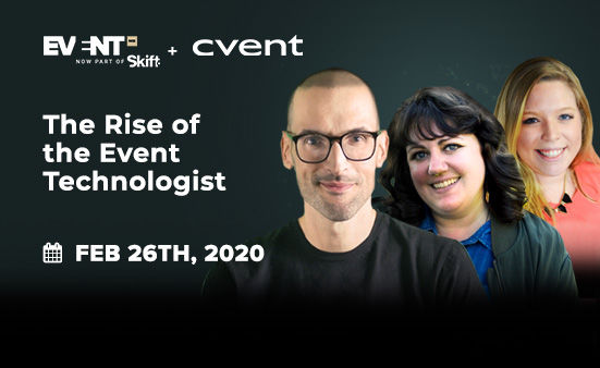 The Rise of the Event Technologist [Webinar]