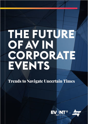 The Future of AV in Corporate Events